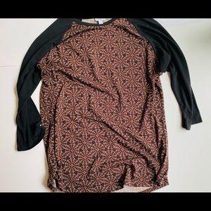 Lularoe Pattern T-Shirt